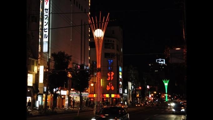 【旭川駅徒歩5分】繁華街サンロクに一番近いホテル♪(素泊まり)Wi-Fi無料 シモンズベッド