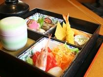 【レストランメニューの一例】松花堂弁当