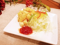 【レストランメニューの一例】フライドポテト