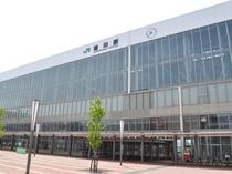 【JR旭川駅】