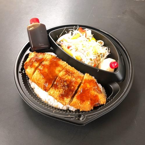 ふくいポークソースカツ丼