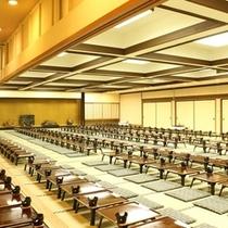 大小宴会場(6名〜200名まで対応)