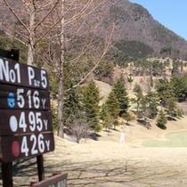 ゴルフ2_コース
