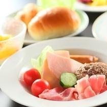 朝食バイキング♪イメージ