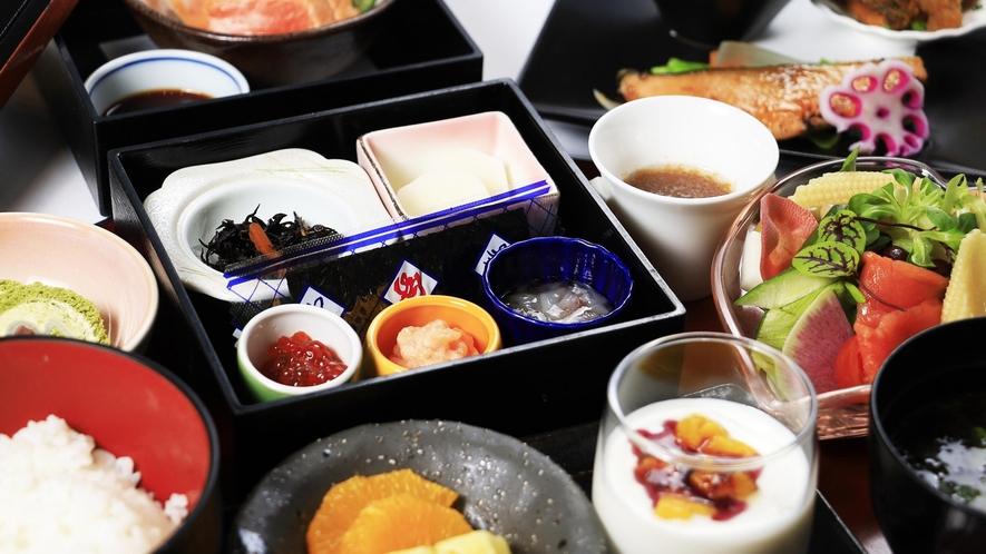 【ロイヤルフロアご宿泊者限定】朝食 ※和定食イメージ