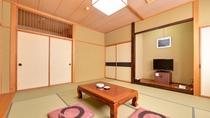 *和室(客室一例)/畳の香りがほのかに薫るお部屋で団欒のひと時をお過ごし下さい。
