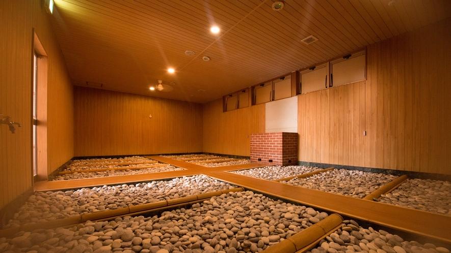 *岩盤浴/体内に停滞している老廃物を除去。自律神経系の復調にも効果的◎