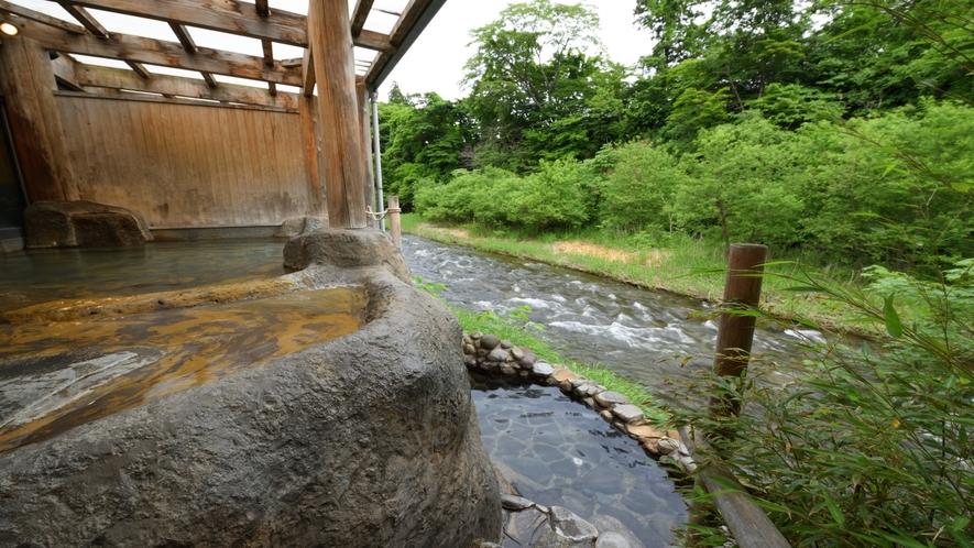 桂の湯(男・野趣)