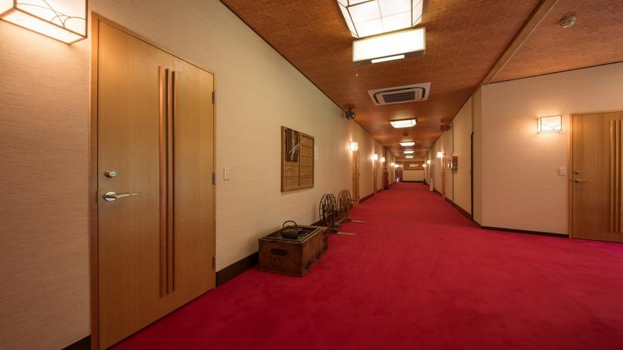 木造本館廊下(2)