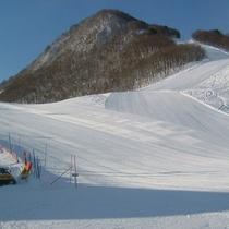 市営鉛温泉スキー場