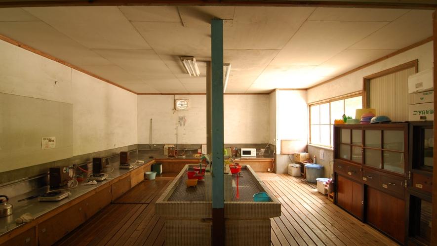 湯治部調理室