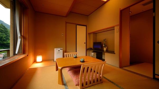 【禁煙】花かんむり/和室6畳(1〜2名)