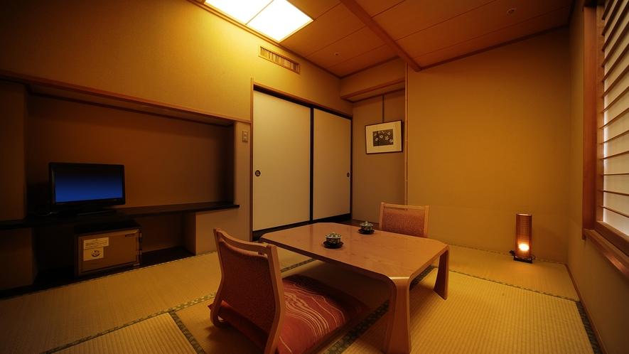 花かんむり6畳(禁煙) ※景色は楽しめませんが、リーズナブルにご利用いただけるお部屋です