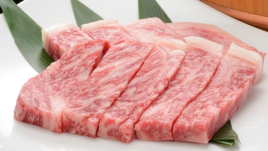 追加料理「前沢牛ステーキ250g」