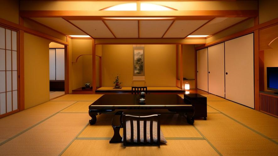 露天風呂付特別室 824号室(禁煙) ※離れのような佇まいの特別室で大切な方とお過ごしください