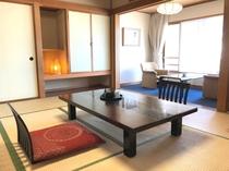 五葉館客室一例