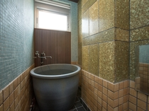 南館部屋風呂一例