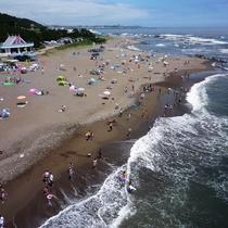 大洗海岸海水浴場