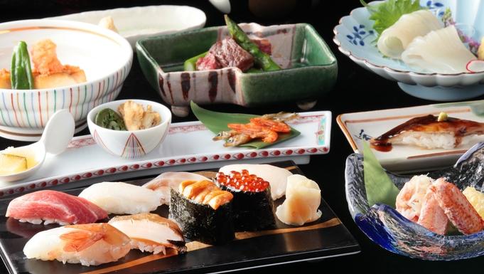 大沼グルメ&ステイ匠-TAKUMI-寿司コース
