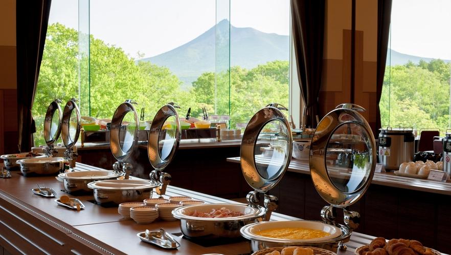 【レストラン】朝食ブッフェイメージ