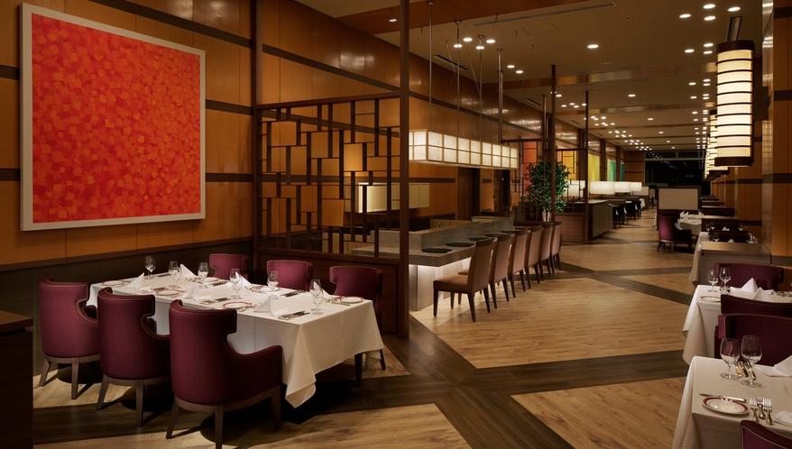 【レストラン】メインダイニングルーム03