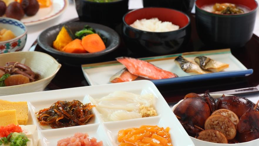 【レストラン】朝食イメージ01