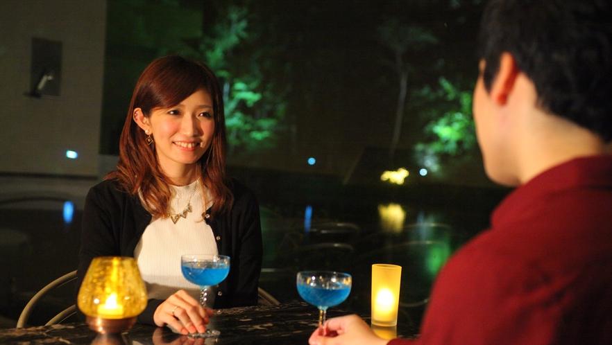 【レストラン】メインダイニング夕食風景イメージ