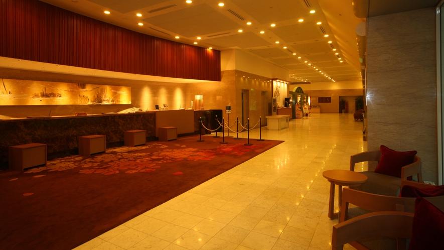 【ホテル】フロント・ロビー02