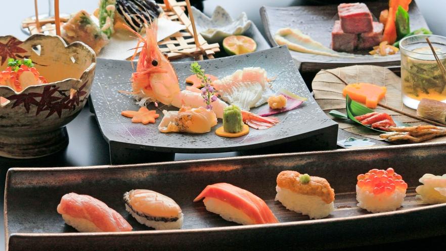 【レストラン】サンクサンス和食コースイメージ01