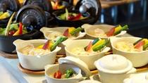 ◆夕食ビュッフェ一例/地の食材を活かした温かなお料理はほっとする美味しさ