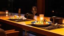 ◆夕食ビュッフェイメージ/食材・盛り付け・味付けにこだわったヘルシービュッフェをお愉しみください。