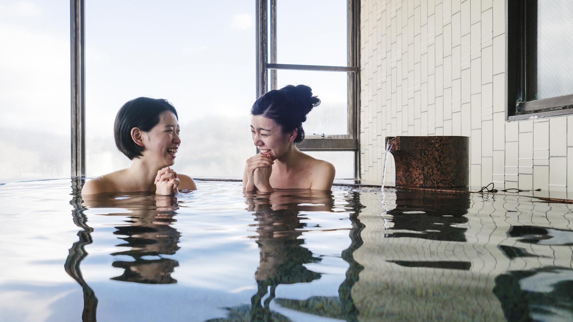 水風呂で急速冷却中!!