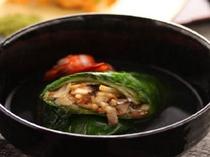 旬野菜の煮物