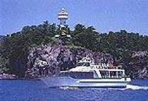 夏-城ケ崎遊覧船