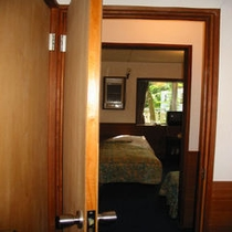 500二つの部屋を一つに使うコネクトルーム