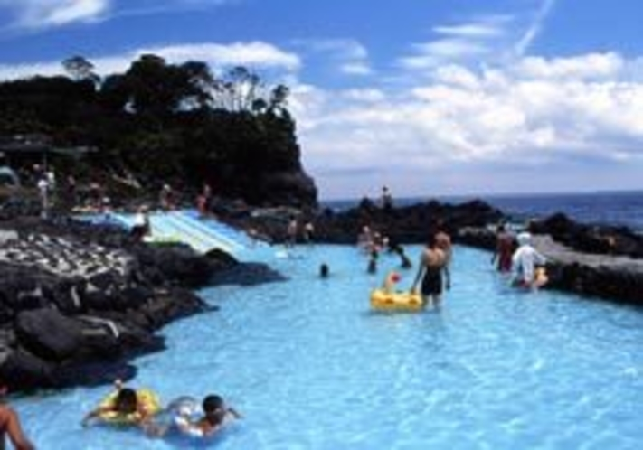 海洋公園磯プール2