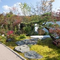 フラワー&ガーデン:紅葉もまた美しい♪