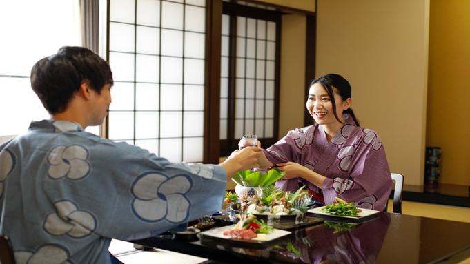 ◆カップルプラン◆ただ、ふたりだけの時間を愉しむ。〜大人の『極上リゾート』〜お菓子の舟盛り付き◆