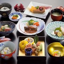 *お正月特別料理/ご夕食一例