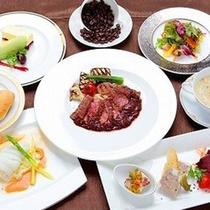 記念日プラン-ご夕食一例-