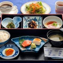 【朝食一例‐和食2‐】