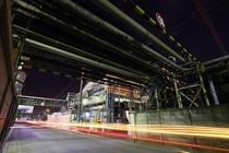 鶴見工業夜景