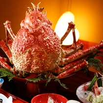 高足ガニ祭りプラン 一例