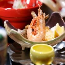 【料理】季節の会席料理