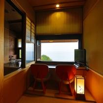 【部屋】特別室フロア「静の海」客室