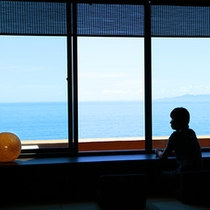 「藍の詩」客室からの眺望