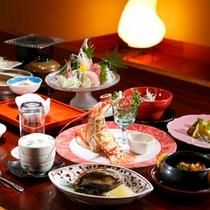 【料理】特別室フロアのお得プラン(季節により内容が異なります)