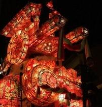 南砺市福野夜高祭り