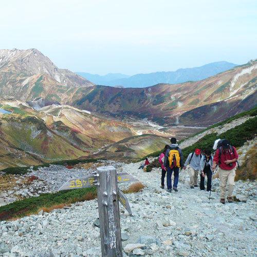 【立山エリア観光地】 立山黒部アルペンルート