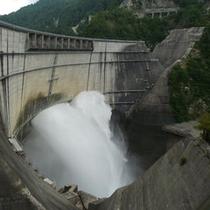 【周辺観光】立山黒部アルペンルート・黒部ダム